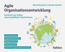 Cover-Bild zu Oestereich, Bernd: Agile Organisationsentwicklung