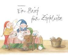 Cover-Bild zu Ein Brief für Zipfelwitz von Badraun, Daniel