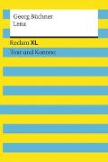 Cover-Bild zu Lenz. Textausgabe mit Kommentar und Materialien von Büchner, Georg
