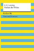 Cover-Bild zu Nathan der Weise. Textausgabe mit Kommentar und Materialien von Lessing, Gotthold Ephraim
