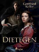 Cover-Bild zu Dietegen (eBook) von Keller, Gottfried