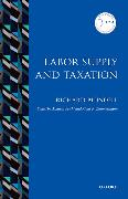 Cover-Bild zu Blundell, Richard: Labor Supply and Taxation (eBook)