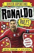 Cover-Bild zu Mugford, Simon: Soccer Superstars: Ronaldo Rules