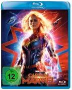 Cover-Bild zu Captain Marvel von Boden, Anna (Reg.)