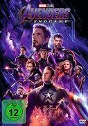 Cover-Bild zu Avengers - Endgame von Russo, Anthony (Reg.)