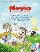 Cover-Bild zu Nevio, die furchtlose Forschermaus (5). Warum es Jahreszeiten gibt, wie aus Blüten Früchte werden und was die Tiere im Jahreslauf erleben von Bornstädt, Matthias von