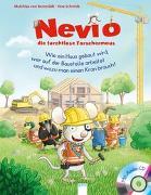 Cover-Bild zu Nevio, die furchtlose Forschermaus (4). Wie ein Haus gebaut wird, wer auf der Baustelle arbeitet und wozu man einen Kran braucht von Bornstädt, Matthias von