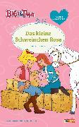 Cover-Bild zu Bibi & Tina - Das kleine Schweinchen Rosa (eBook) von Bornstädt, Matthias von