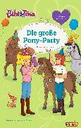 Cover-Bild zu Bibi & Tina - Die große Pony-Party (eBook) von Bornstädt, Matthias von