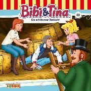 Cover-Bild zu Bibi & Tina- Folge 88: Ein schlimmer Verdacht (Audio Download) von Bornstädt, Matthias von