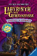 Cover-Bild zu Labyrinth der Geheimnisse 3: Lauschangriff im Lehrerzimmer (eBook) von Bornstädt, Matthias von