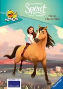 Cover-Bild zu Erstleser - leichter lesen: Dreamworks Spirit Wild und Frei: Neue Freunde von DreamWorks Animation L.L.C. (Illustr.)