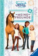 Cover-Bild zu Dreamworks Spirit Wild und Frei: Meine Freunde von DreamWorks Animation L.L.C. (Illustr.)