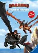 Cover-Bild zu Dreamworks Dragons: Die größten Abenteuer für Erstleser von THiLO