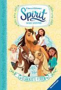 Cover-Bild zu Dreamworks Spirit Wild und Frei: Verrückte Ferien von DreamWorks Animation L.L.C. (Illustr.)