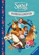 Cover-Bild zu Dreamworks Spirit Wild und Frei: Pferdegeschichten von DreamWorks Animation L.L.C. (Illustr.)