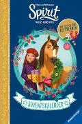 Cover-Bild zu Dreamworks Spirit Wild und Frei: Adventskalender von DreamWorks Animation L.L.C. (Illustr.)