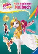 Cover-Bild zu Mia and me: Mein magisches Malbuch von DreamWorks Animation L.L.C. (Illustr.)
