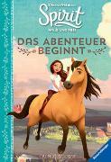 Cover-Bild zu Dreamworks Spirit Wild und Frei: Das Abenteuer beginnt von Schmidt, Almut