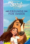 Cover-Bild zu Dreamworks Spirit Wild und Frei: Freunde für immer von Schmidt, Almut