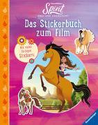Cover-Bild zu Dreamworks Spirit Frei und Ungezähmt: Das Stickerbuch zum Film von DreamWorks Animation L.L.C. (Illustr.)