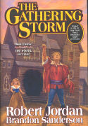 Cover-Bild zu Jordan, Robert: The Gathering Storm: Book Twelve of the Wheel of Time