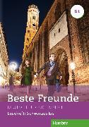 Cover-Bild zu Beste Freunde B1 von Vosswinkel, Annette