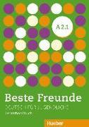 Cover-Bild zu Beste Freunde A2/1 Lehrerhandbuch von Spiridonidou, Persephone