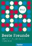 Cover-Bild zu Beste Freunde B1/2. Lehrerhandbuch von Tsigantes, Gerassimos