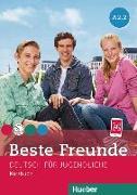 Cover-Bild zu Beste Freunde A2/2. Kursbuch von Georgiakaki, Manuela
