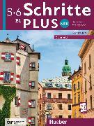 Cover-Bild zu Schritte plus Neu 5+6 - Österreich / Kursbuch von Hilpert, Silke