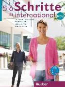 Cover-Bild zu Schritte international Neu 5+6 von Hilpert, Silke
