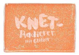 Cover-Bild zu Knet-Radierer Glitzer