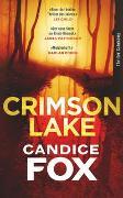 Cover-Bild zu Crimson Lake von Fox, Candice