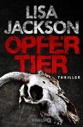 Cover-Bild zu Opfertier (eBook) von Jackson, Lisa