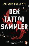 Cover-Bild zu Der Tattoosammler (eBook) von Belsham, Alison