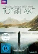 Cover-Bild zu Top of The Lake von Elisabeth Moss (Schausp.)