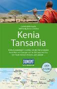Cover-Bild zu DuMont Reise-Handbuch Reiseführer Kenia, Tansania von Kordy, Steffi