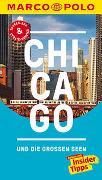 Cover-Bild zu MARCO POLO Reiseführer Chicago und die großen Seen von Jeier, Thomas