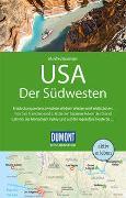 Cover-Bild zu DuMont Reise-Handbuch Reiseführer USA, Der Südwesten. 1:1'750'000 von Braunger, Manfred