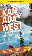 Cover-Bild zu MARCO POLO Reiseführer Kanada West, Rocky Mountains, Vancouver von Teuschl, Karl