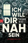Cover-Bild zu Ich will dir nah sein von Nisi, Sarah