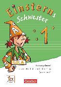 Cover-Bild zu Einsterns Schwester, Erstlesen - Ausgabe 2015, 1. Schuljahr, Lösungen zum Paket in Grundschrift von Maurach, Jutta