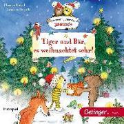 Cover-Bild zu Tiger und Bär, es weihnachtet sehr! von Fickel, Florian