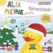 Cover-Bild zu Alle meine Weihnachtslieder von Pfeiffer, Martin (Hrsg.)