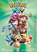 Cover-Bild zu Kusaka, Hidenori: Pokémon - X und Y, Band 1 (eBook)