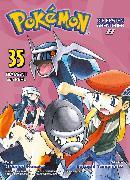 Cover-Bild zu Kusaka, Hidenori: Pokémon - Die ersten Abenteuer, Band 35 - Diamant und Perl (eBook)