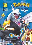 Cover-Bild zu Kusaka, Hidenori: Pokémon - Die ersten Abenteuer, Band 36 - Diamant und Perl (eBook)