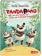 Cover-Bild zu Panda-Pand von Stanisic, Sasa