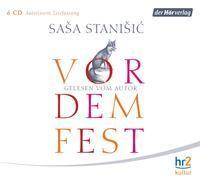 Cover-Bild zu Vor dem Fest von Stanisic, Sasa